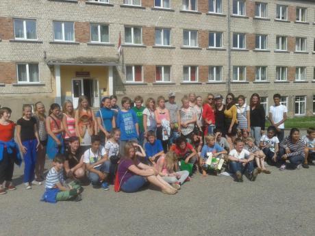 Groningenas draugi ciemojas Palsmanē