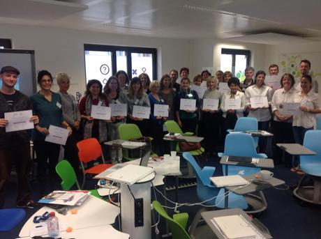 Etwinning pedagogu profesionālās pilnveides seminārs Briselē