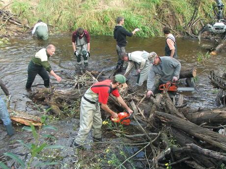 Rauzas upe gatava sagaidīt caurceļotājus