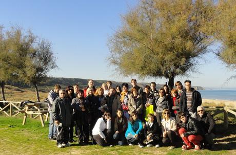 Comenius projekta tikšanās Itālijā