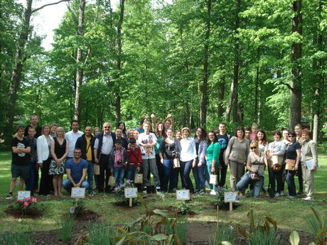 Comenius projekta noslēgums Latvijā