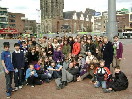 Tiekamies, lai dalītos iespaidos par Nīderlandi.