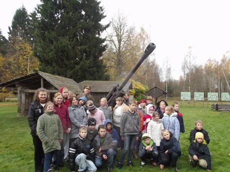 Skolēniem dāvanā ekskursija
