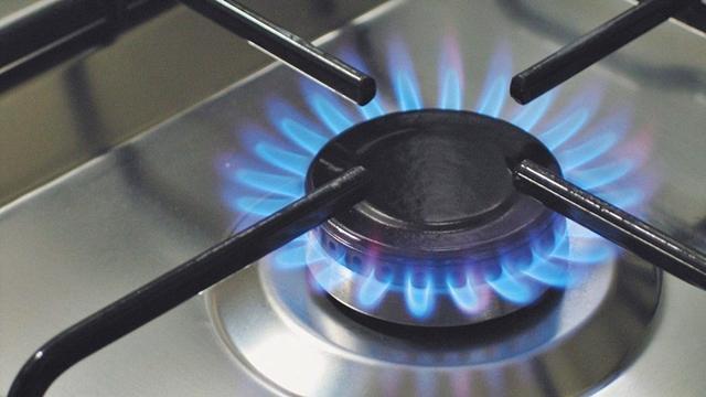 Par dabasgāzes padeves pārtraukšanu