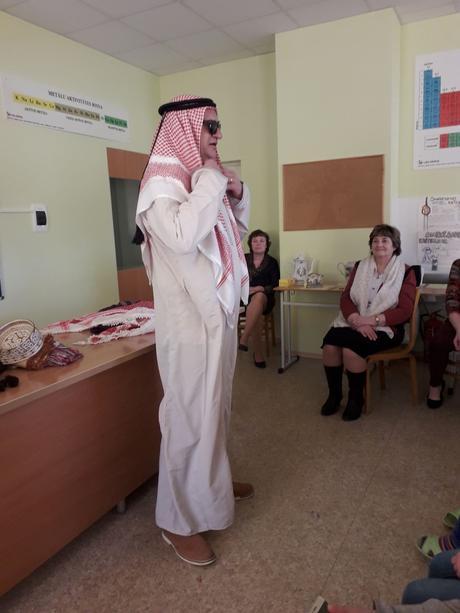 Palsmanes pamatskolas neklātienes ceļojums uz Apvienotajiem Arābu Emirātiem