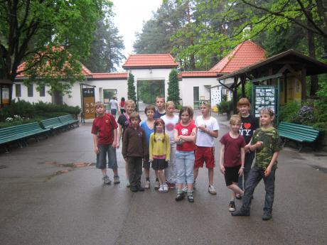 Palsmanes skolēni projekta noslēgumā dodas ekskursijā uz Rīgu