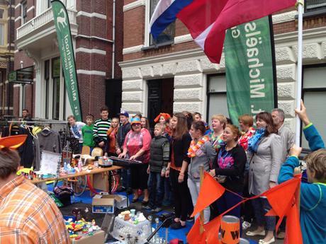 Sveiciens palsmaniešiem no Groningenas!