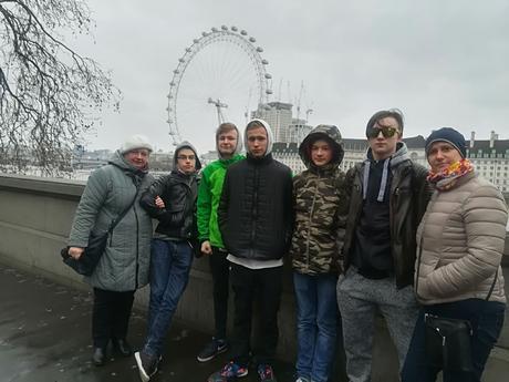 Brīvdienas Londonā