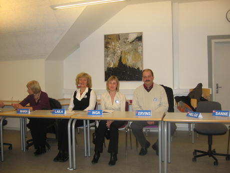NORDPLUS Junior seminārs Dānijā