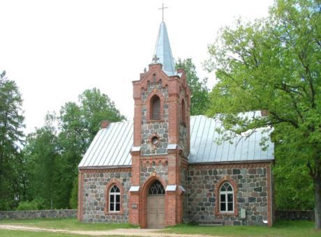 Kapu svētki Palsmanes kapsētā