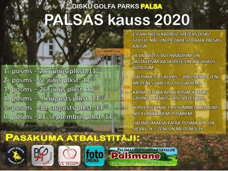 Palsas kauss 2020