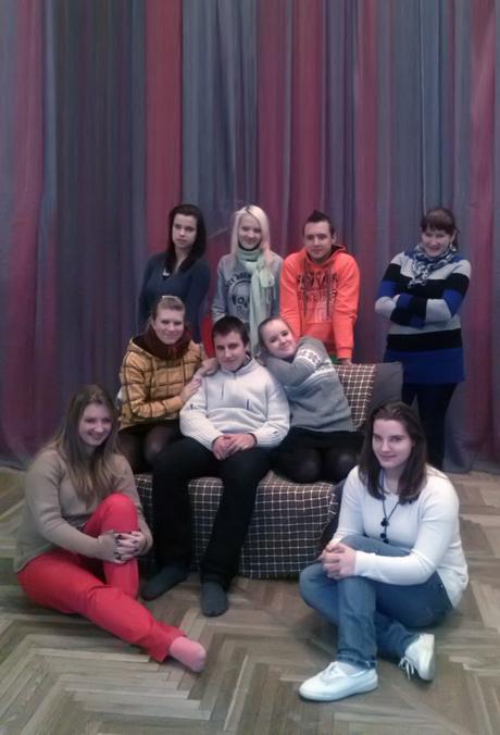"""Jauniešu teātra festivāls """"Laimes Lācis"""" Siguldā"""