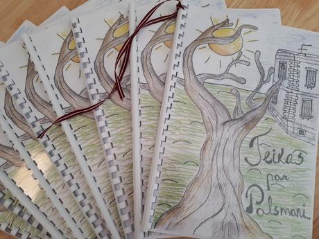 Palsmanes pamatskolā iesācies Latvijas svētku mēnesis