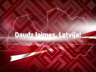 Ar mīlestību Latvijai